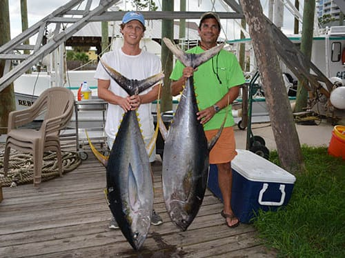 Charter Fishing Orange Beach