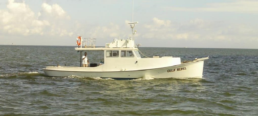 Gulf Rebel Charter Fishing Orange Beach